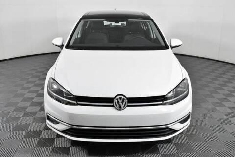 2021 Volkswagen Golf for sale at CU Carfinders in Norcross GA