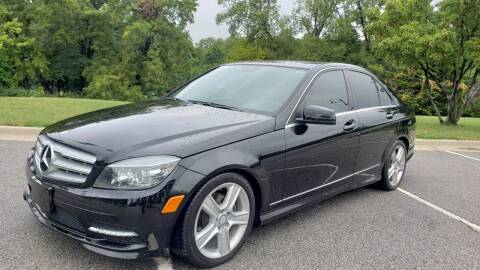 2011 Mercedes-Benz C-Class for sale at Nationwide Auto in Merriam KS