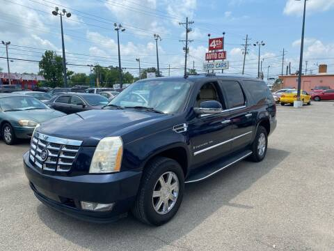 2007 Cadillac Escalade ESV for sale at 4th Street Auto in Louisville KY