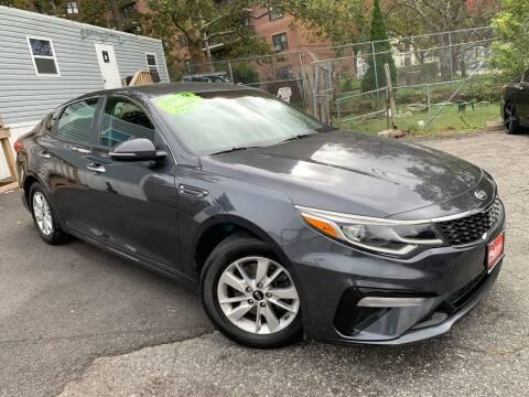 2019 Kia Optima for sale at Auto Universe Inc. in Paterson NJ