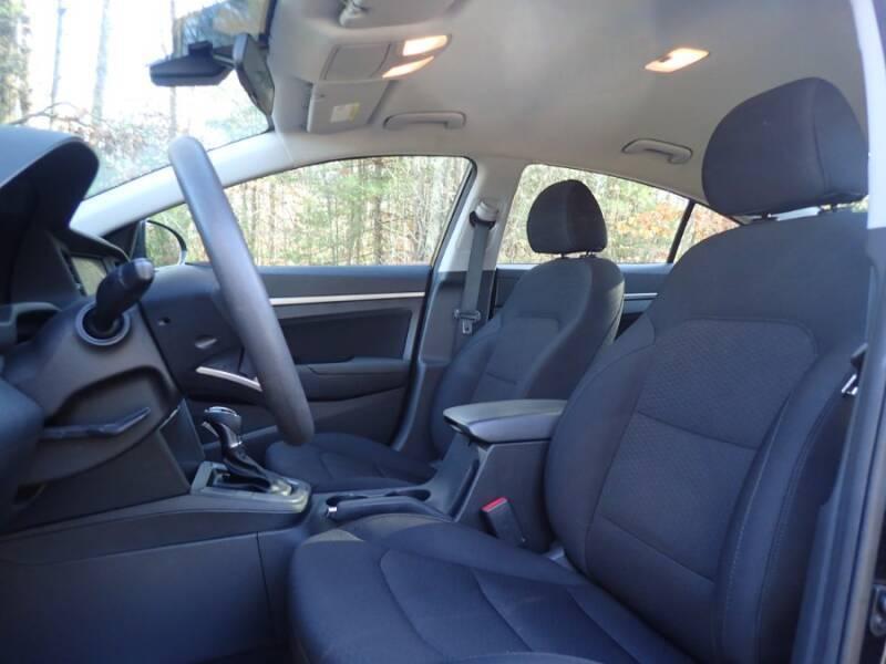 2019 Hyundai Elantra SEL Auto - Storrs CT