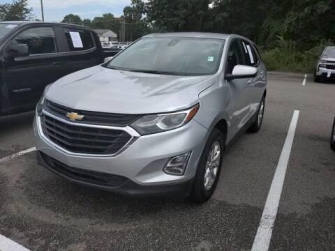 2020 Chevrolet Equinox for sale at Strosnider Chevrolet in Hopewell VA