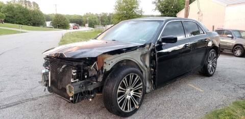 2012 Chrysler 300 for sale at ALL AUTOS in Greer SC