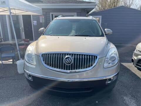 2010 Buick Enclave for sale at Certified Motors in Bear DE