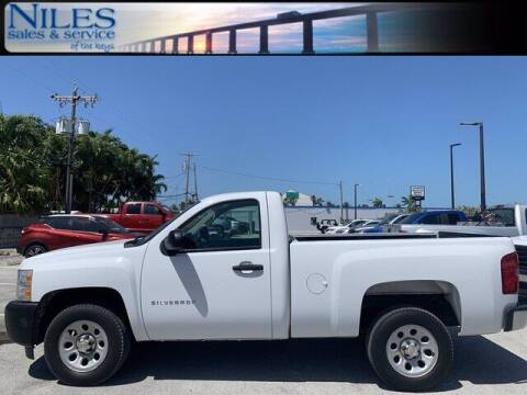 2012 Chevrolet Silverado 1500 for sale at Niles Sales and Service in Key West FL