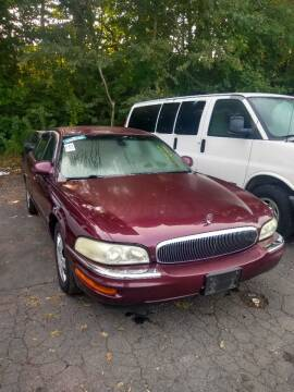 2003 Buick Park Avenue for sale at Cheap Auto Rental llc in Wallingford CT