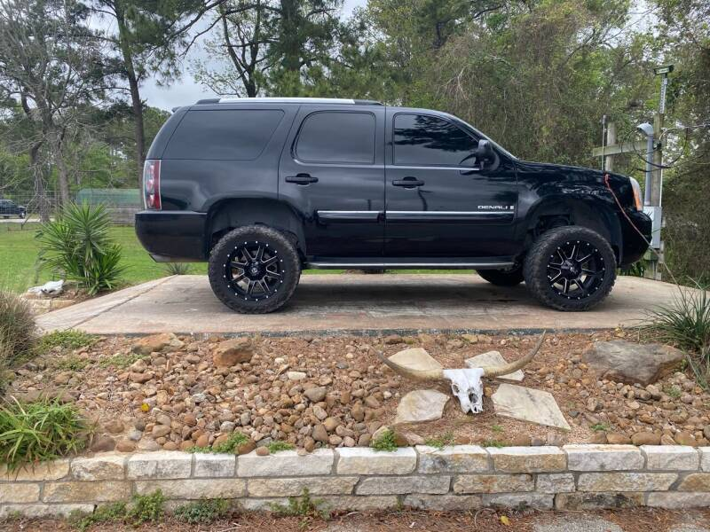 2007 GMC Yukon for sale at Texas Truck Sales in Dickinson TX