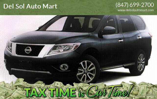2015 Nissan Pathfinder for sale at Del Sol Auto Mart in Des Plaines IL