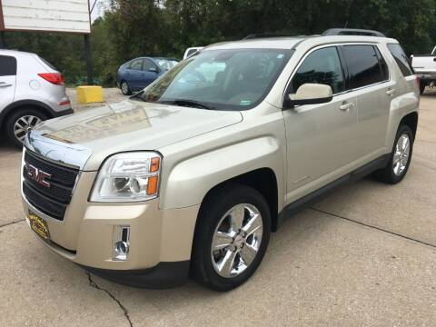 2014 GMC Terrain for sale at Town and Country Auto Sales in Jefferson City MO