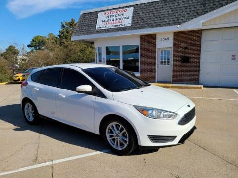 2015 Ford Focus for sale at Auto Expo in Norfolk VA
