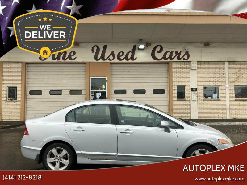 2008 Honda Civic for sale at Autoplex MKE in Milwaukee WI