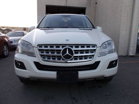 2011 Mercedes-Benz M-Class for sale at ACH AutoHaus in Dallas TX