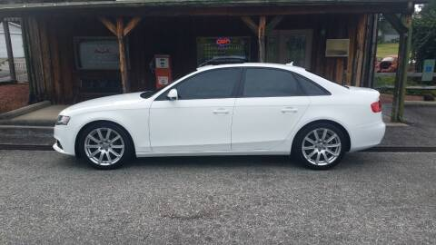 2010 Audi A4 for sale at Hobson Performance Cars in East Bend NC