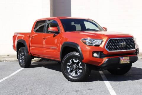 2018 Toyota Tacoma for sale at El Compadre Trucks in Doraville GA