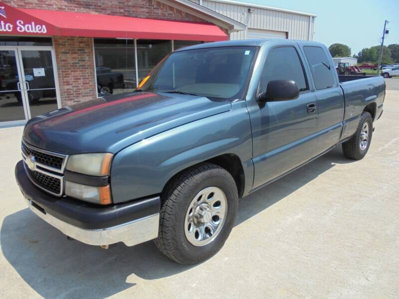 2007 Chevrolet Silverado 1500 Classic for sale at US PAWN AND LOAN in Austin AR