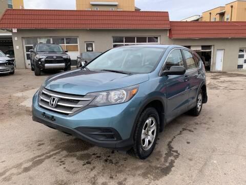 2014 Honda CR-V for sale at STS Automotive in Denver CO