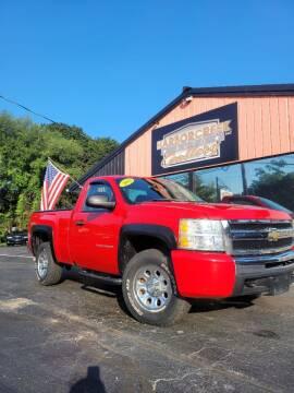 2011 Chevrolet Silverado 1500 for sale at Harborcreek Auto Gallery in Harborcreek PA