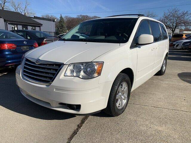 2008 Chrysler Town and Country for sale at Martell Auto Sales Inc in Warren MI