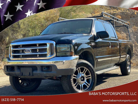 1999 Ford F-350 Super Duty for sale at Baba's Motorsports, LLC in Phoenix AZ