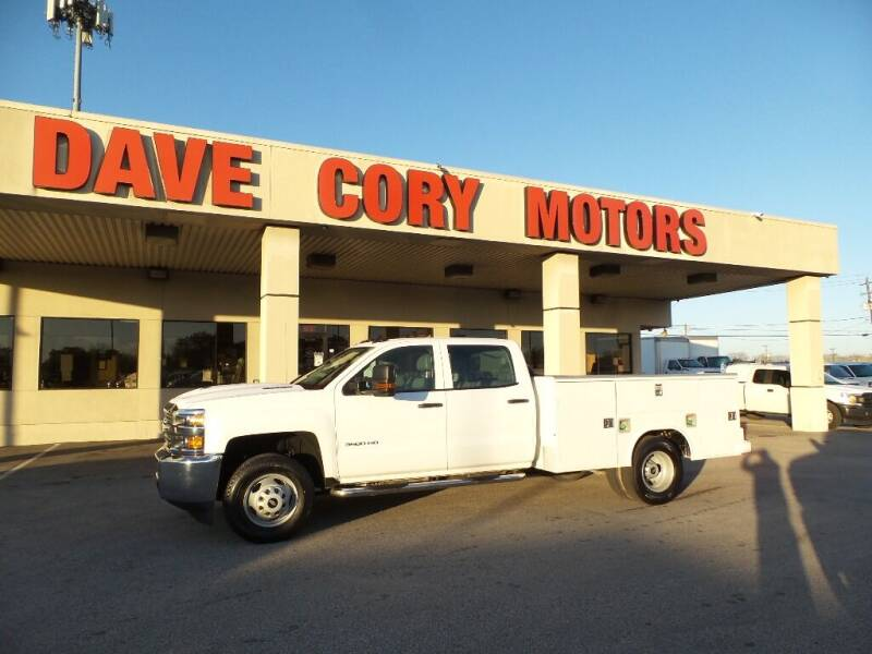 2018 Chevrolet Silverado 1500 SS Classic for sale at DAVE CORY MOTORS in Houston TX
