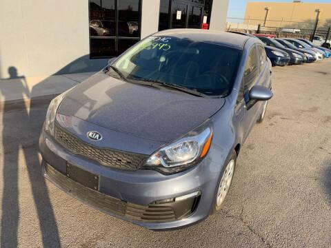 2016 Kia Rio for sale at Legend Auto Sales in El Paso TX