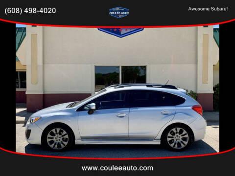 2013 Subaru Impreza for sale at Coulee Auto in La Crosse WI