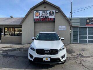 2017 Kia Sorento for sale at Utah Credit Approval Auto Sales in Murray UT