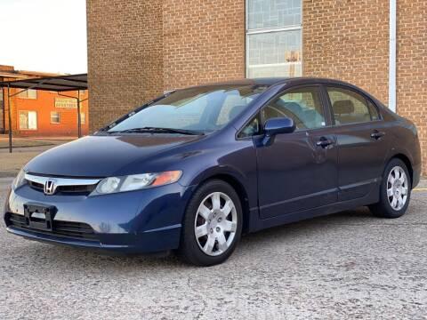 2008 Honda Civic for sale at Auto Start in Oklahoma City OK