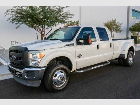 2014 Ford F-350 Super Duty for sale at REVEURO in Las Vegas NV