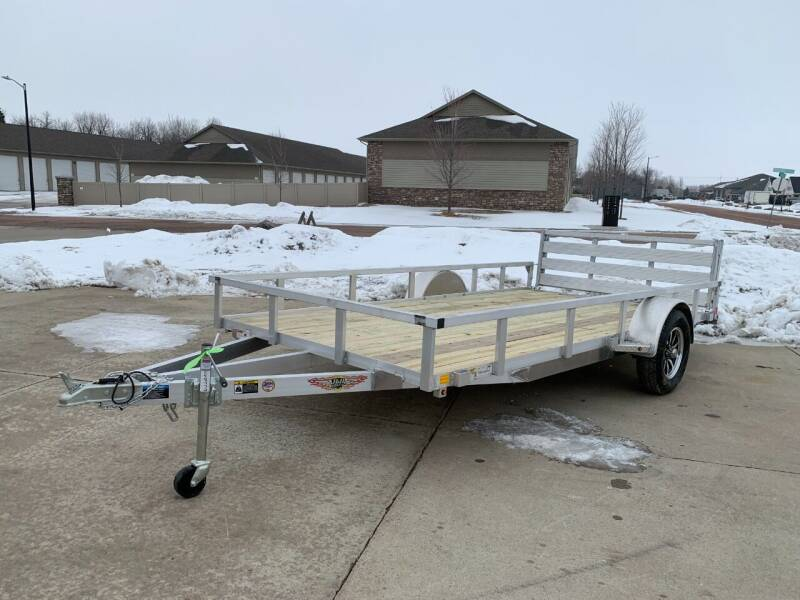 2021 H&H RSA 82X14 #8772 for sale at Prairie Wind Trailers, LLC in Harrisburg SD