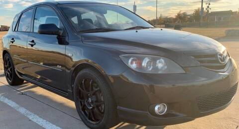 2004 Mazda MAZDA3 for sale at Driveline Auto Solution, LLC in Wylie TX