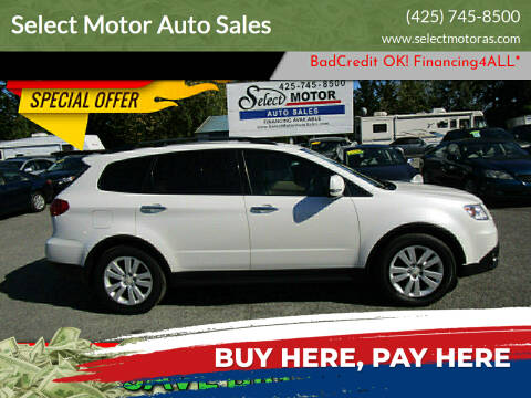 2008 Subaru Tribeca for sale at Select Motor Auto Sales in Lynnwood WA