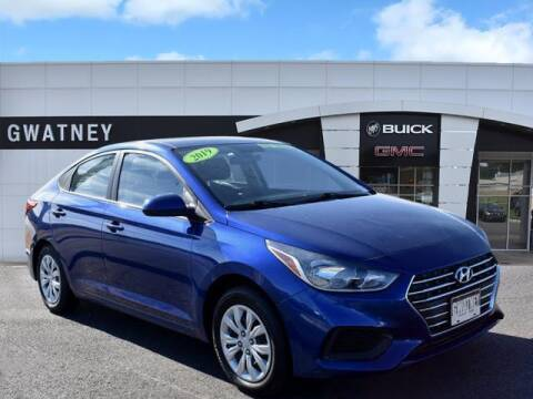 2019 Hyundai Accent for sale at DeAndre Sells Cars in North Little Rock AR