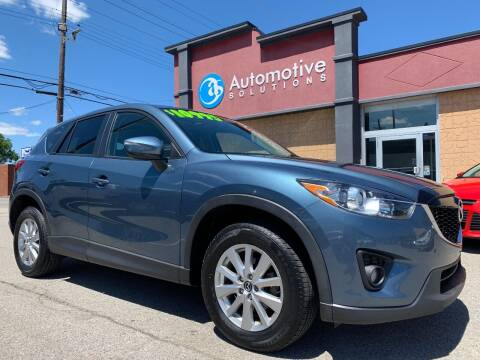 2015 Mazda CX-5 for sale at Automotive Solutions in Louisville KY