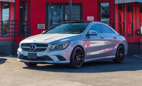 2014 Mercedes-Benz CLA for sale at Kelley Autoplex in San Antonio TX