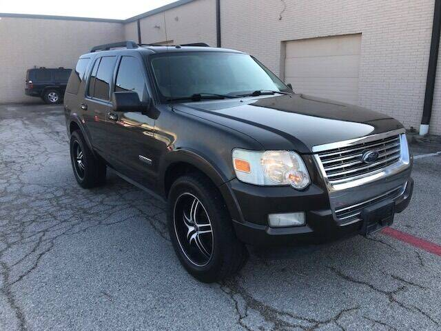 2008 Ford Explorer for sale at Reliable Auto Sales in Plano TX