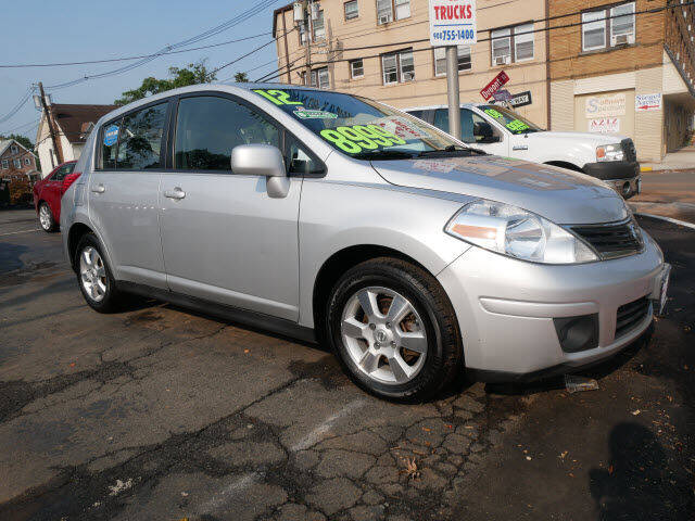 2012 Nissan Versa for sale at M & R Auto Sales INC. in North Plainfield NJ