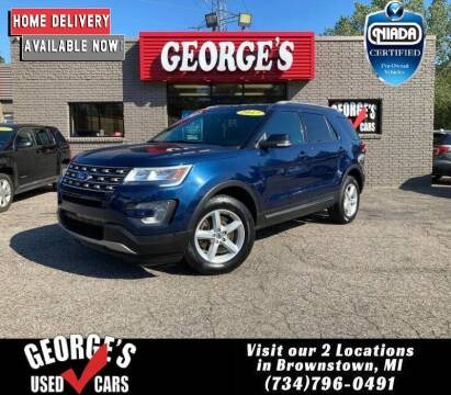 2017 Ford Explorer for sale at George's Used Cars - Telegraph in Brownstown MI