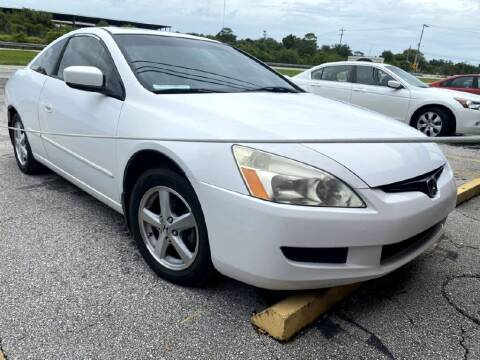 2004 Honda Accord for sale at ROCKLEDGE in Rockledge FL