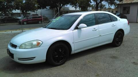 2006 Chevrolet Impala for sale at Larry's Auto Sales Inc. in Fresno CA