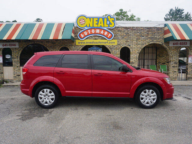 2014 Dodge Journey for sale at Oneal's Automart LLC in Slidell LA