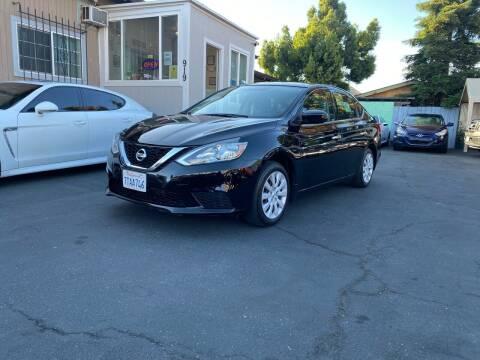2016 Nissan Sentra for sale at Ronnie Motors LLC in San Jose CA