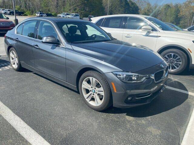 2018 BMW 3 Series for sale at BILLY HOWELL FORD LINCOLN in Cumming GA