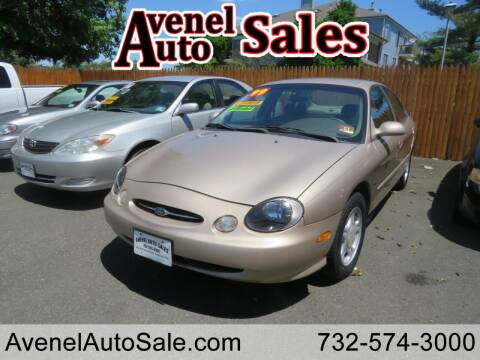 1999 Ford Taurus for sale at Avenel Auto Sales in Avenel NJ