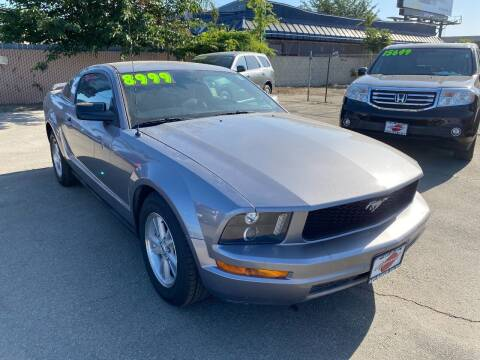 2006 Ford Mustang for sale at Approved Autos in Bakersfield CA
