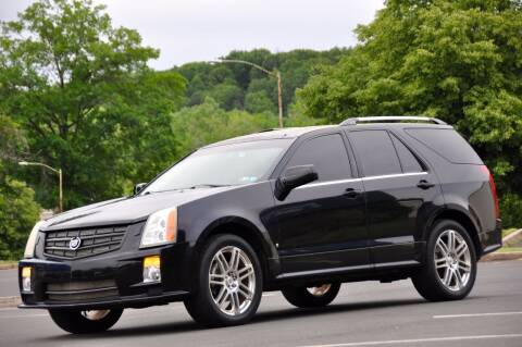2007 Cadillac SRX for sale at T CAR CARE INC in Philadelphia PA