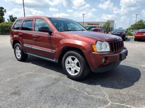 2007 Jeep Grand Cherokee for sale at Ron's Used Cars in Sumter SC