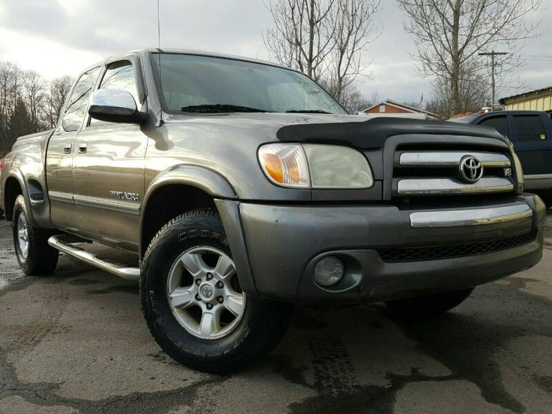 2005 Toyota Tundra for sale at GLOVECARS.COM LLC in Johnstown NY
