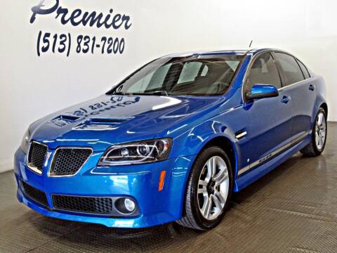 2009 Pontiac G8 for sale at Premier Automotive Group in Milford OH