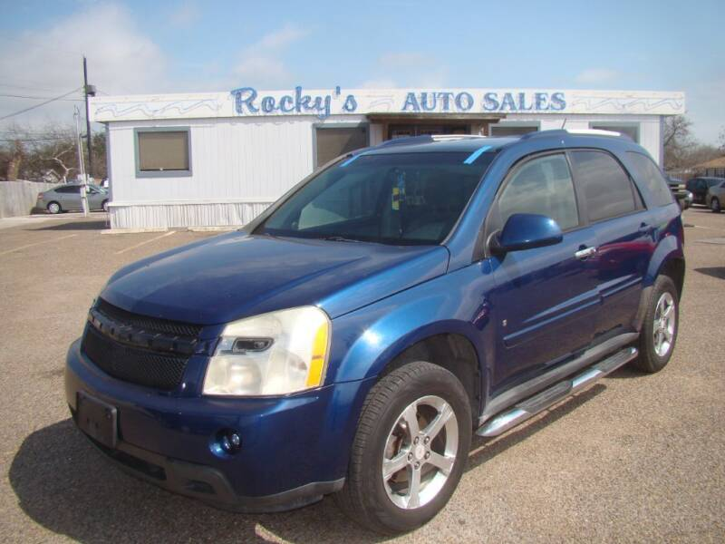 2008 Chevrolet Equinox for sale at Rocky's Auto Sales in Corpus Christi TX